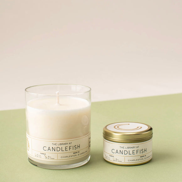 Candlefish No. 25 Lavender, Moss & Leather