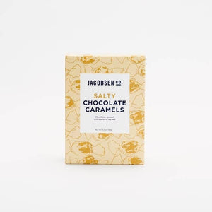 Jacobson Salt Co. Salty Chocolate Caramels