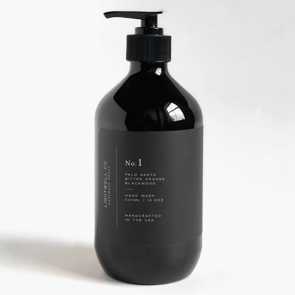 Lightwell Co. Noir Series No. 1 Hand Wash
