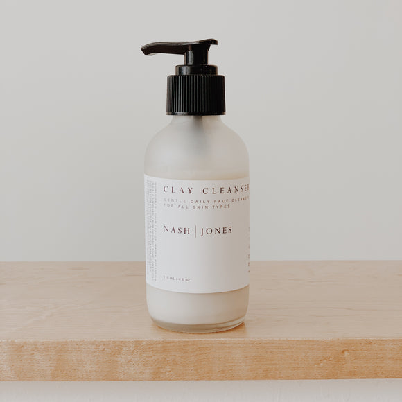 Nash | Jones Clay Cleanser