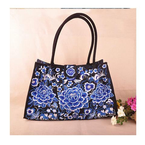 Fall in Love with Embroidery Handbag in Exquisite Designs