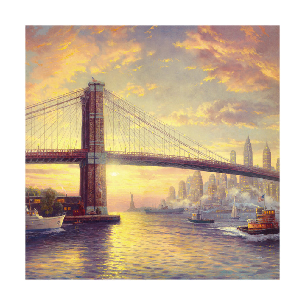European and American scenery Thomas cattle decoration painting bulk villa hang painting hotel oil painting    02 - Mega Save Wholesale & Retail - 1