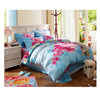Cotton Active floral printing Quilt Duvet Sheet Cover Sets  Size 04 - Mega Save Wholesale & Retail