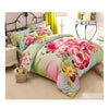 Cotton Active floral printing Quilt Duvet Sheet Cover Sets  Size 05 - Mega Save Wholesale & Retail