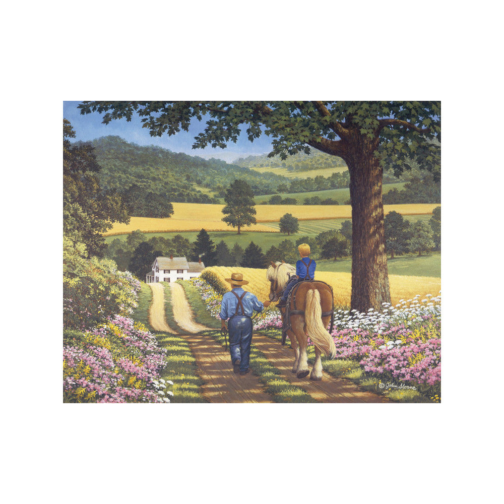 decoration countryside scenery painting printing bulk oil painting living room study classrom wall painting    06 - Mega Save Wholesale & Retail - 1