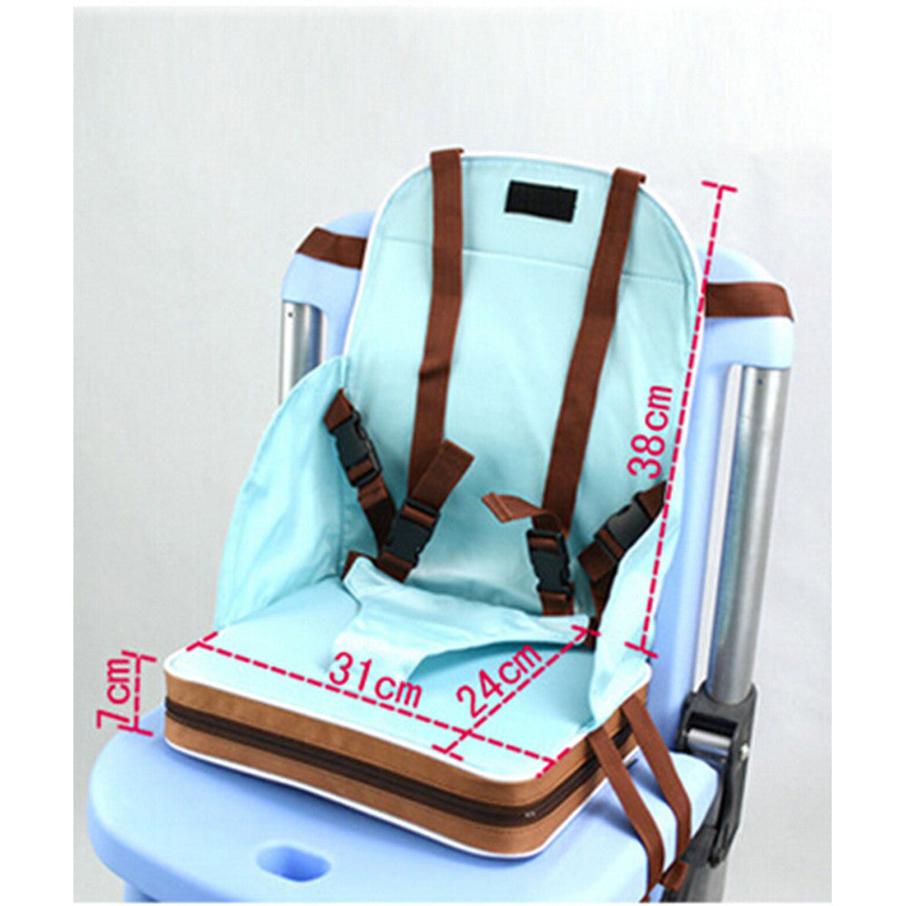 Baby Toddler Booster Seat Travel Dining Feeding High Chair Portable Foldable - Mega Save Wholesale & Retail - 3