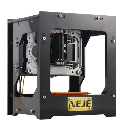NEJE DK-8-KZ Topspeed Micro Laser Engraver Machine for Stamp & Image Marking - Mega Save Wholesale & Retail