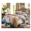 Cotton Active floral printing Quilt Duvet Sheet Cover Sets  Size 10 - Mega Save Wholesale & Retail