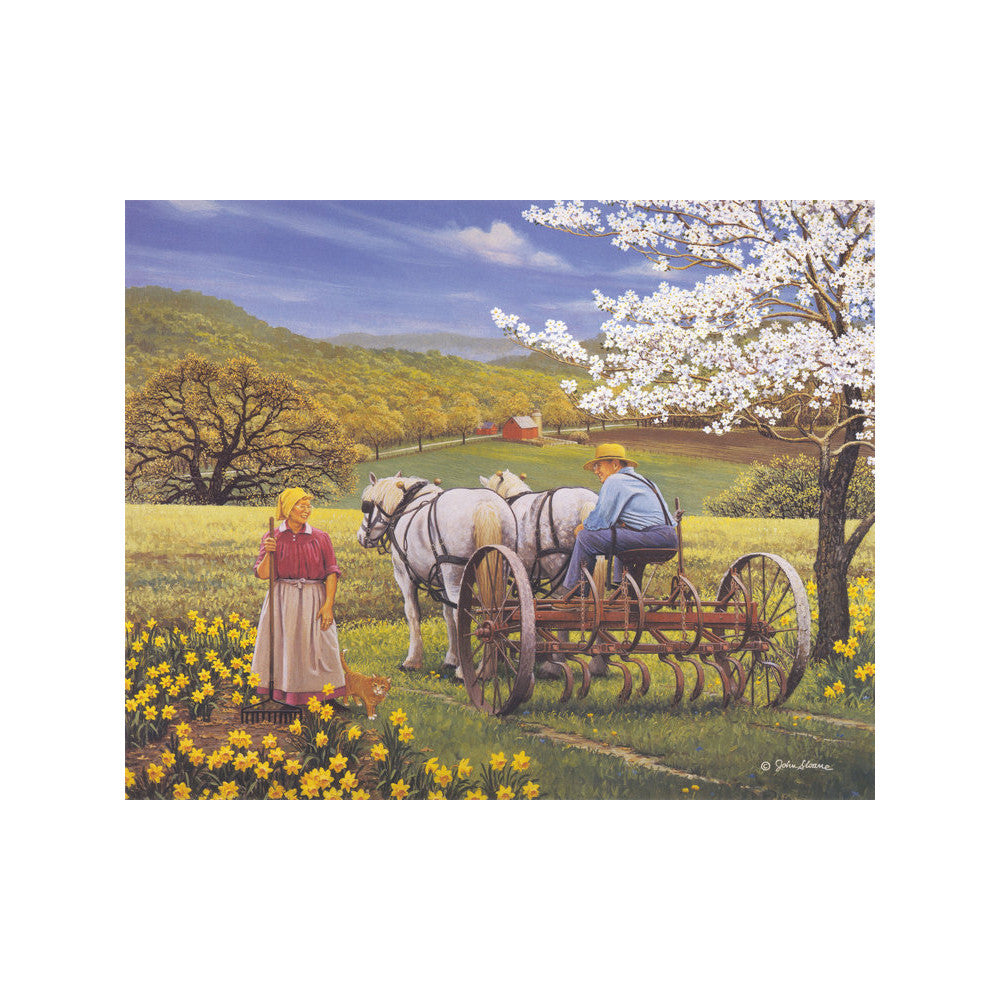 decoration countryside scenery painting printing bulk oil painting living room study classrom wall painting    10 - Mega Save Wholesale & Retail - 1