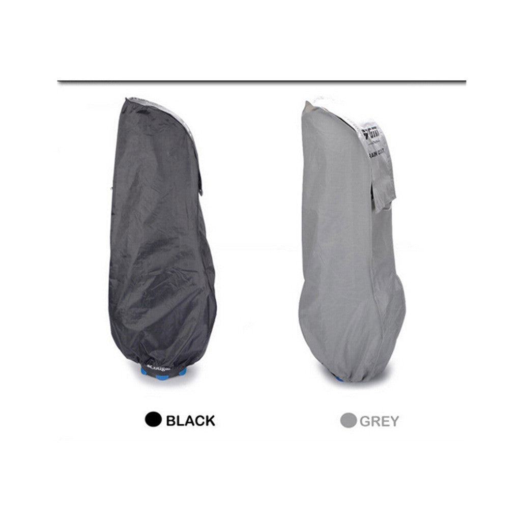 Golf Club Bag Rain Cover Anti-static Dustproof   black - Mega Save Wholesale & Retail - 1