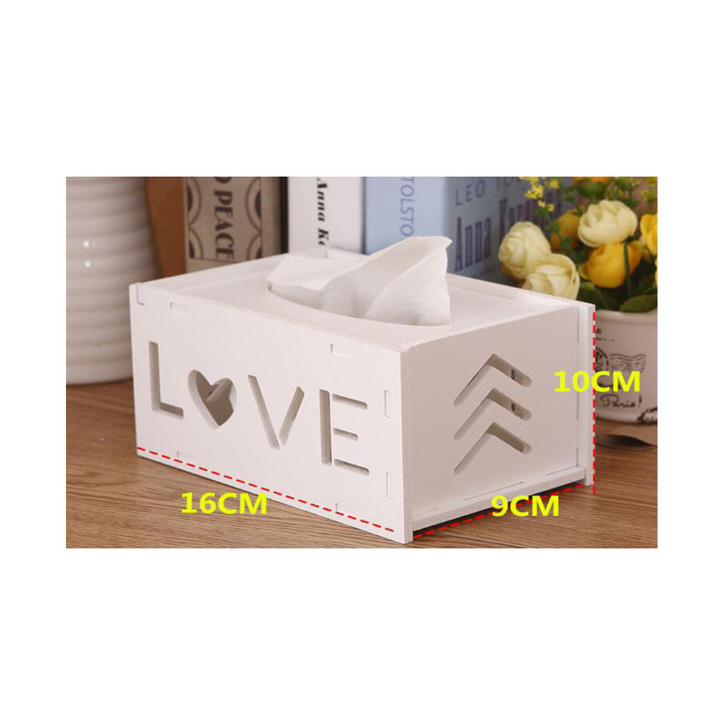Flip WIFI Router Rack Creative Super Big Storage Rack Decoration Box Interlayer Wall Hanging - Mega Save Wholesale & Retail - 2