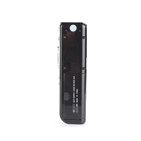 "1.3"" LED Mini Digital Voice Recorder with MP3 Player   Sliver 8GB - Mega Save Wholesale & Retail"