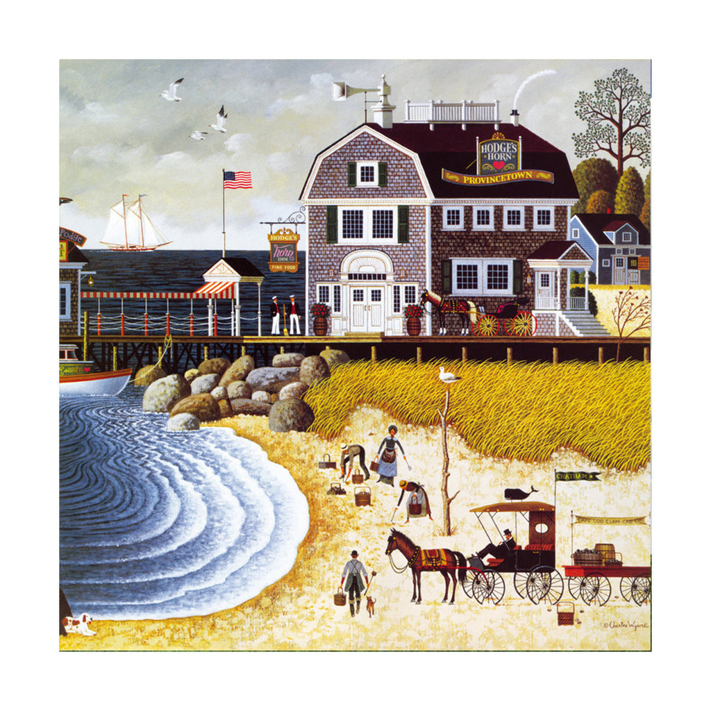 decoration painting bulk simple lighthouse American small town without frame cotton for painting wall painting 11 - Mega Save Wholesale & Retail - 1