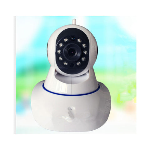Smart Home Camera 720P High Definity WIFI Monitoring Mobile Phone Wireless Camera Online Monitoring - Mega Save Wholesale & Retail - 1