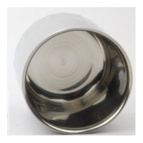 Anti-scald Stainless Steel Big Straight Cup 200mL