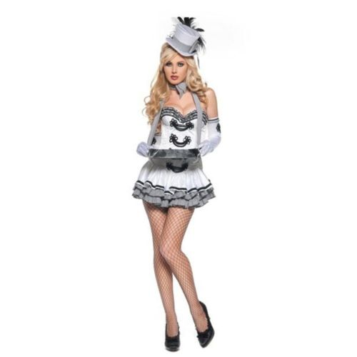 Cute Maidservant Garment Fashionable Game Uniform