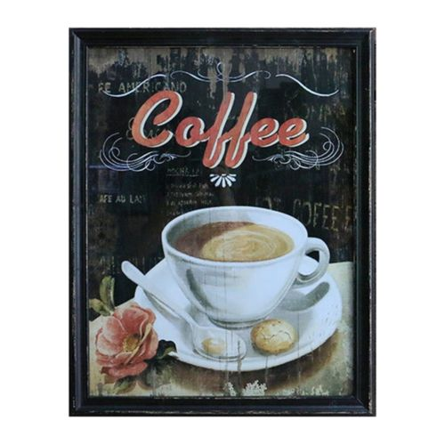 America Cafes Coffee Shop Wall Hanging Decoration   3