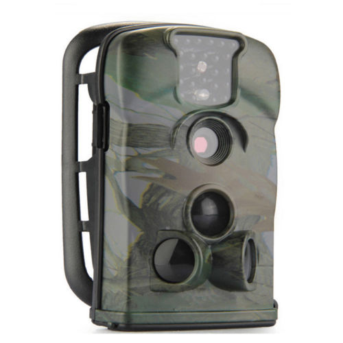 12MP No Glow IR Cam Scout Trail Hunting Camera 5210A