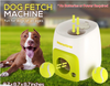 Dog Fetch Machine AFP Intelligence Pet Play Baseball Toy Game