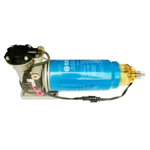 Automatic Oil Diesel Fuel Pump Filter