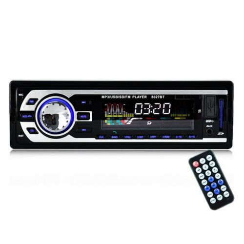 8027BT Bluetooth Auto Radio MP3 Player mit USB