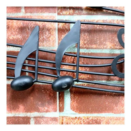 America Vintage Instrument Iron Wall Hanging Decoration   trumpet
