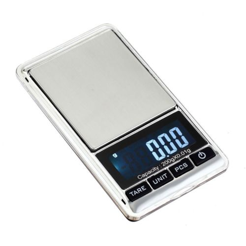 Neutral Digital Scale Jewelry Pocket 300g 0.01g High Precision