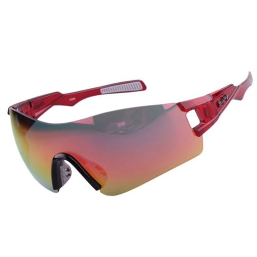 Light Riding Sports Glasses Outdoor XQ368    red