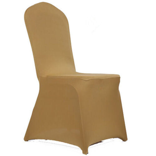 100pc Universal Spandex Stretch Chair Covers Hotel Wedding Party  Decoration
