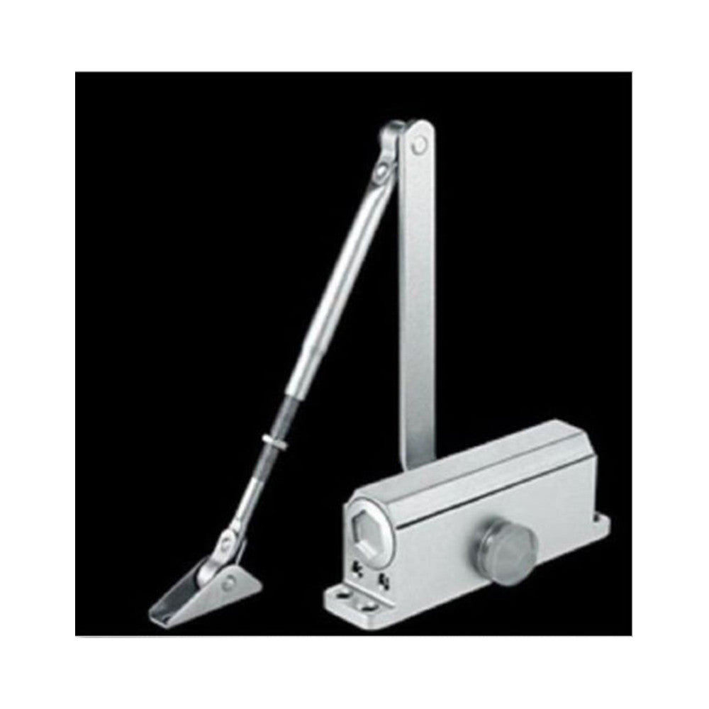 Aluminum Alloy Hydraulic Door Closer  Commercial Wooden/Metal Door - Mega Save Wholesale & Retail - 1