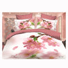 3D Queen King Size Bed Quilt/Duvet Sheet Cover Cotton reactive printing 4pcs  37 - Mega Save Wholesale & Retail