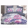 3D Queen King Size Bed Quilt/Duvet Sheet Cover Cotton reactive printing 4pcs  42 - Mega Save Wholesale & Retail