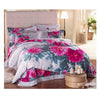 Cotton Active floral printing Quilt Duvet Sheet Cover Sets 2.0M/2.2M Size 13 - Mega Save Wholesale & Retail
