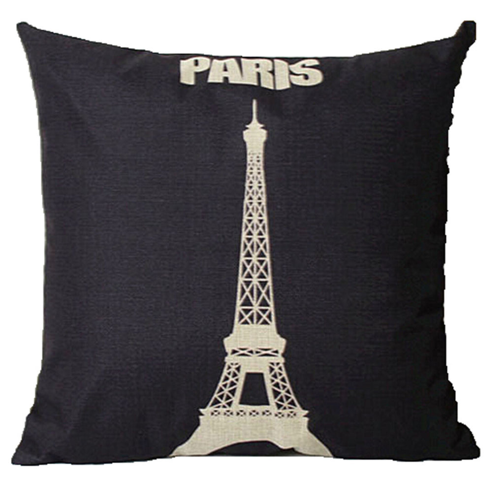 Linen Decorative Throw Pillow case Cushion Cover  149 - Mega Save Wholesale & Retail