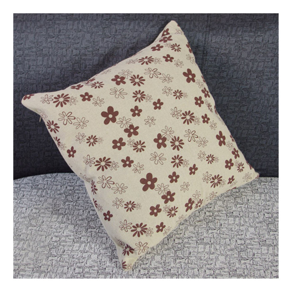 British Printed cotton  pillow cover cushion cover   15 - Mega Save Wholesale & Retail
