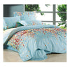Cotton Active floral printing Quilt Duvet Sheet Cover Sets  Size 18 - Mega Save Wholesale & Retail