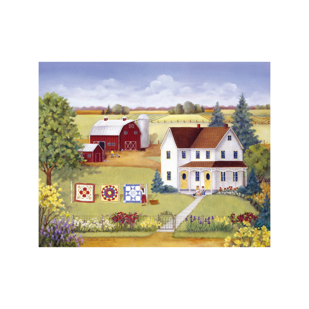decoration countryside scenery painting printing bulk oil painting living room study classrom wall painting   19 - Mega Save Wholesale & Retail - 1