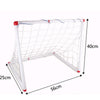 Soccer Goal & Ball Set Air Pump Portable Indoor Outdoor Futbol Child - Mega Save Wholesale & Retail - 2