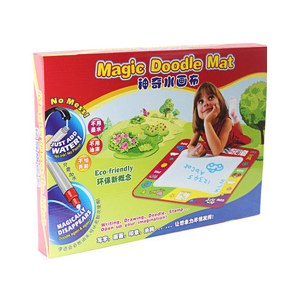 Children's magic canvas color, water canvas graffiti carpet,Just add water - Mega Save Wholesale & Retail - 1