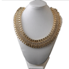 Vintage Alloy Galvanized Short Chavicle Necklace Sweater Necklace - Mega Save Wholesale & Retail