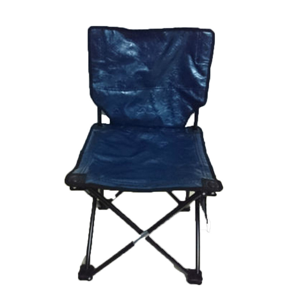 Portable Folding Fishing Drawing Sketch Outdoor Beach Camping Chair Stool Blue - Mega Save Wholesale & Retail - 1