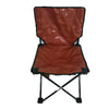 Portable Folding Fishing Drawing Sketch Outdoor Beach Camping Chair Stool Brown - Mega Save Wholesale & Retail - 1