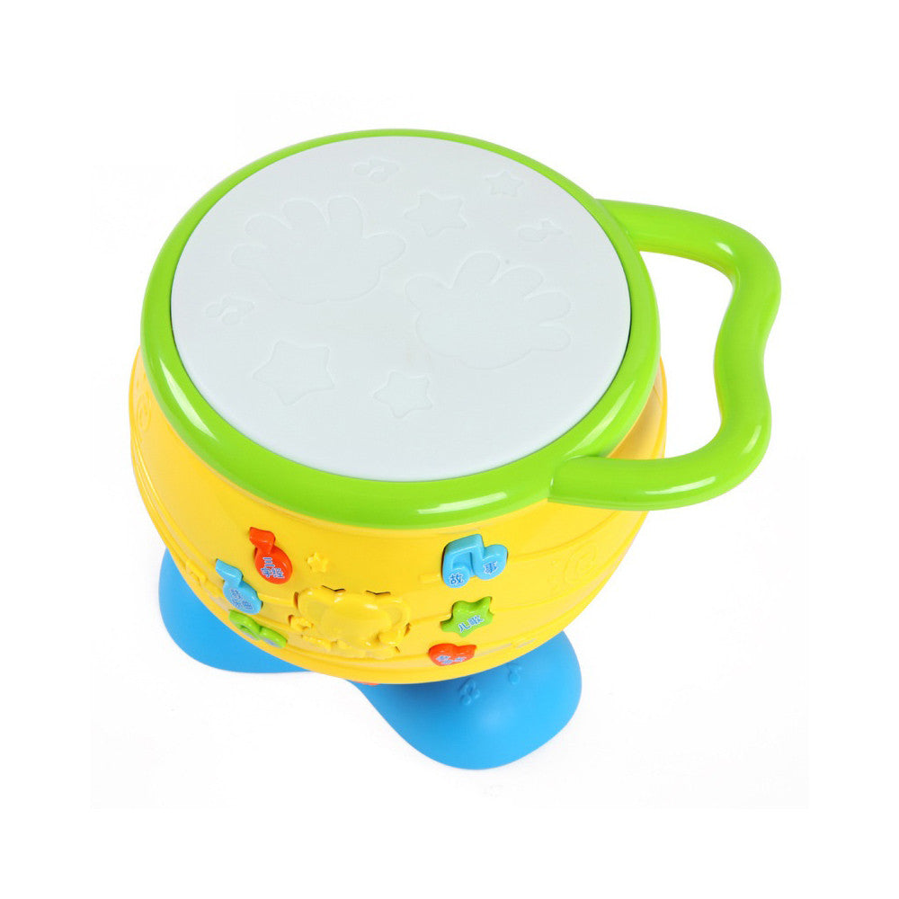 Gifted musicians grace with sound and light toys early childhood music drum infant toys early childhood educational toys - Mega Save Wholesale & Retail - 1