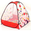 Children's Tent game pool game house dollhouse ocean outdoor paradise baby ocean ball pool ball birthday gift - Mega Save Wholesale & Retail - 1