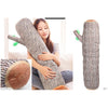 "Cushion Bolster Pillow Wood Log Tree Stump Design 28 11"" x 8  3.15"" - Mega Save Wholesale & Retail - 3"