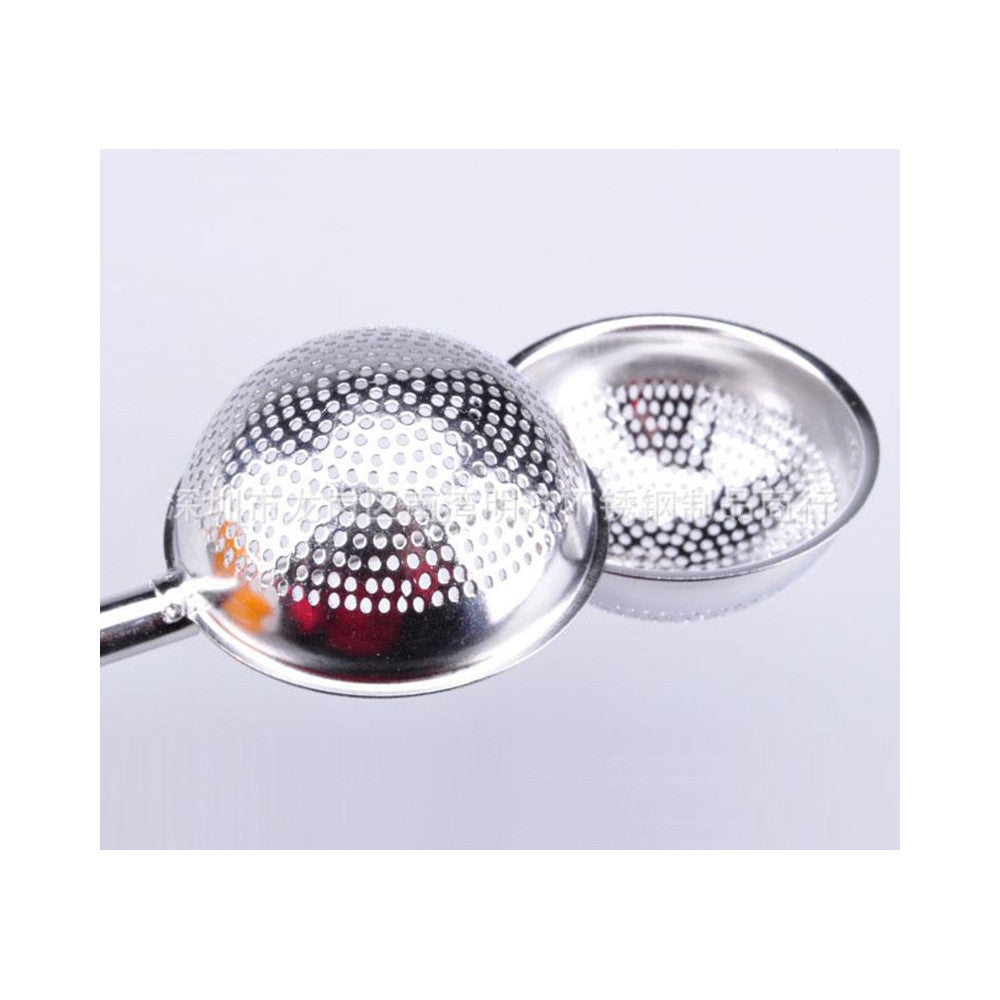 Wholesale stainless steel rod movable tea tea strainers tea filter tea bar creative tea filter tea strainer - Mega Save Wholesale & Retail