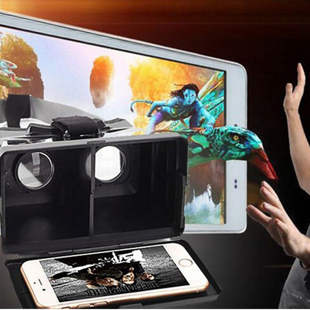 Mobile Movie 3D Virtual Reality Video Glasses for 3.5 - 5.6 inch Phone - Mega Save Wholesale & Retail - 2