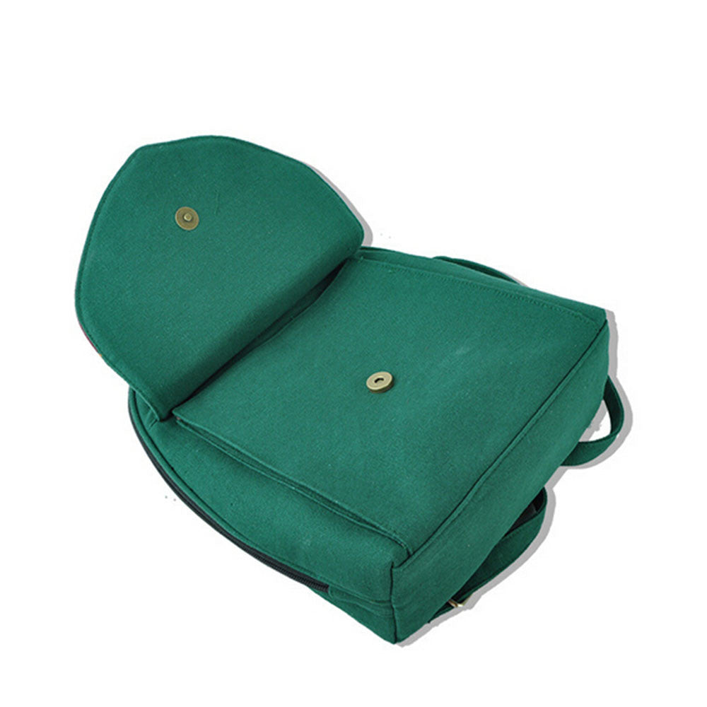 New Yunnan Fashionable National Style Embroidery Bag Stylish Featured Shoulders Bag Fashionable Bag Woman's Bag    green - Mega Save Wholesale & Retail - 4