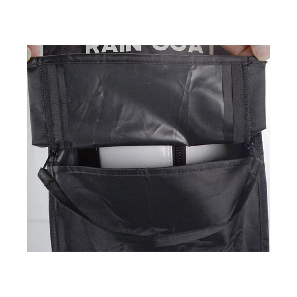 Golf Club Bag Rain Cover Anti-static Dustproof   black - Mega Save Wholesale & Retail - 2