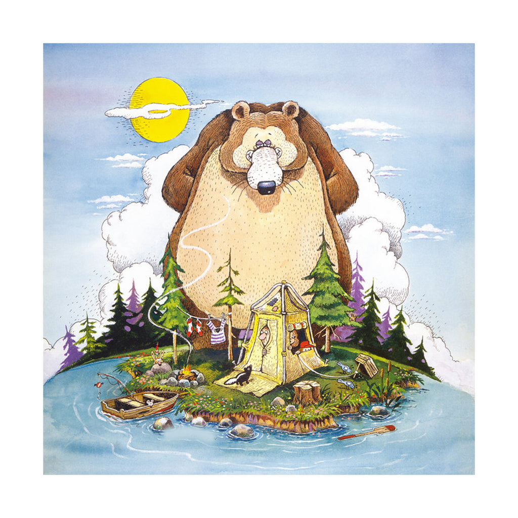 abstract cartoon scenery wall painting decoration printing hang painting children's room without frame   23 - Mega Save Wholesale & Retail - 1